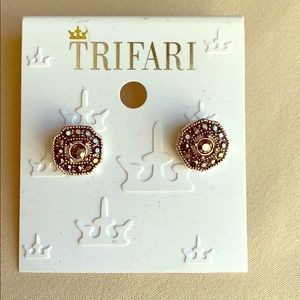 NWT Trifari earrings